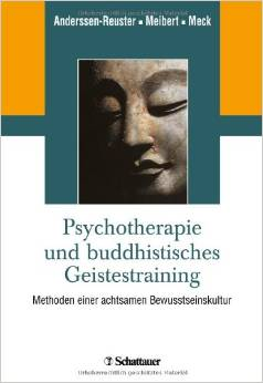 Psychotherapie und buddhistisches Geistestraining cover